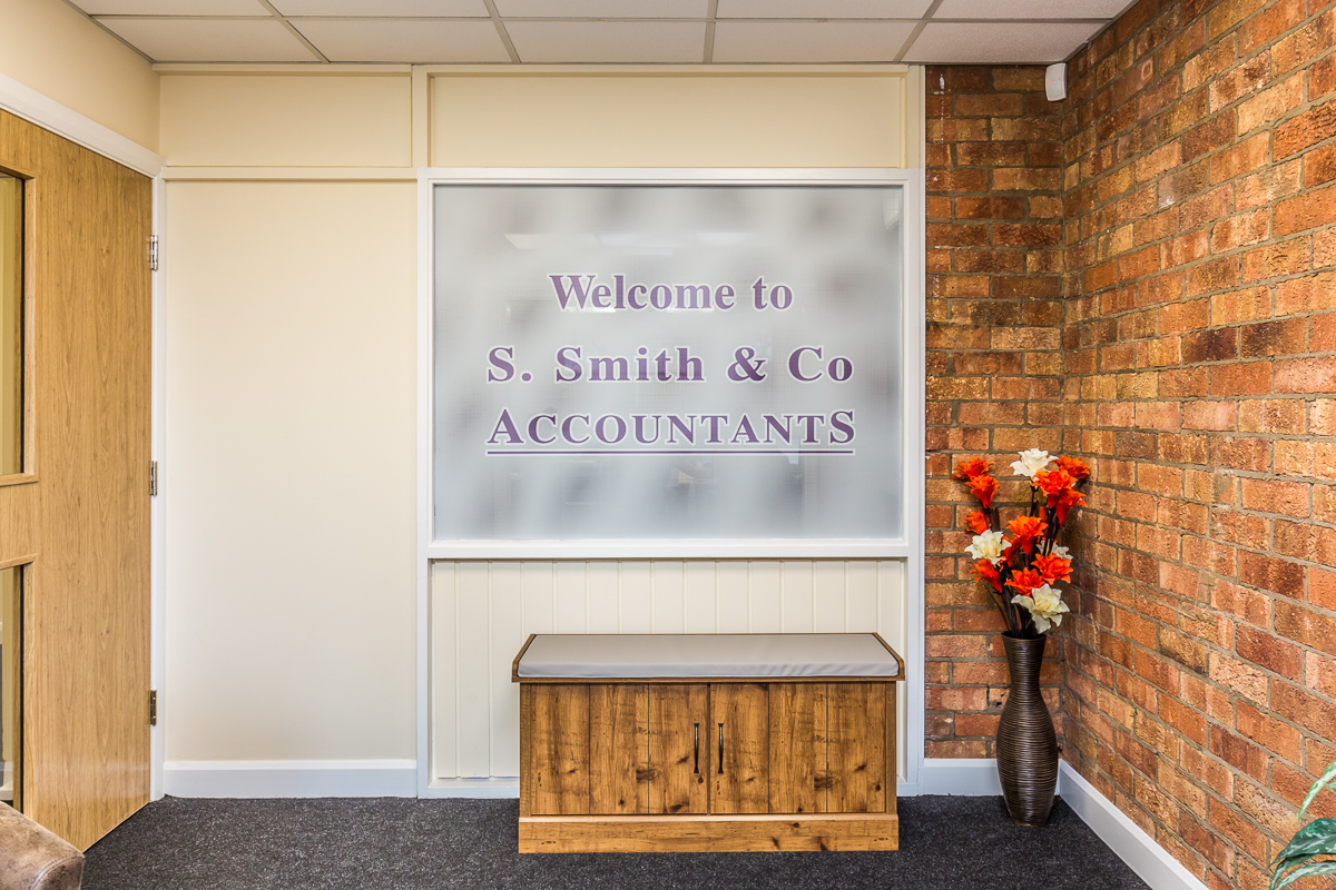 Welcome to S Smith & Co. Accountants