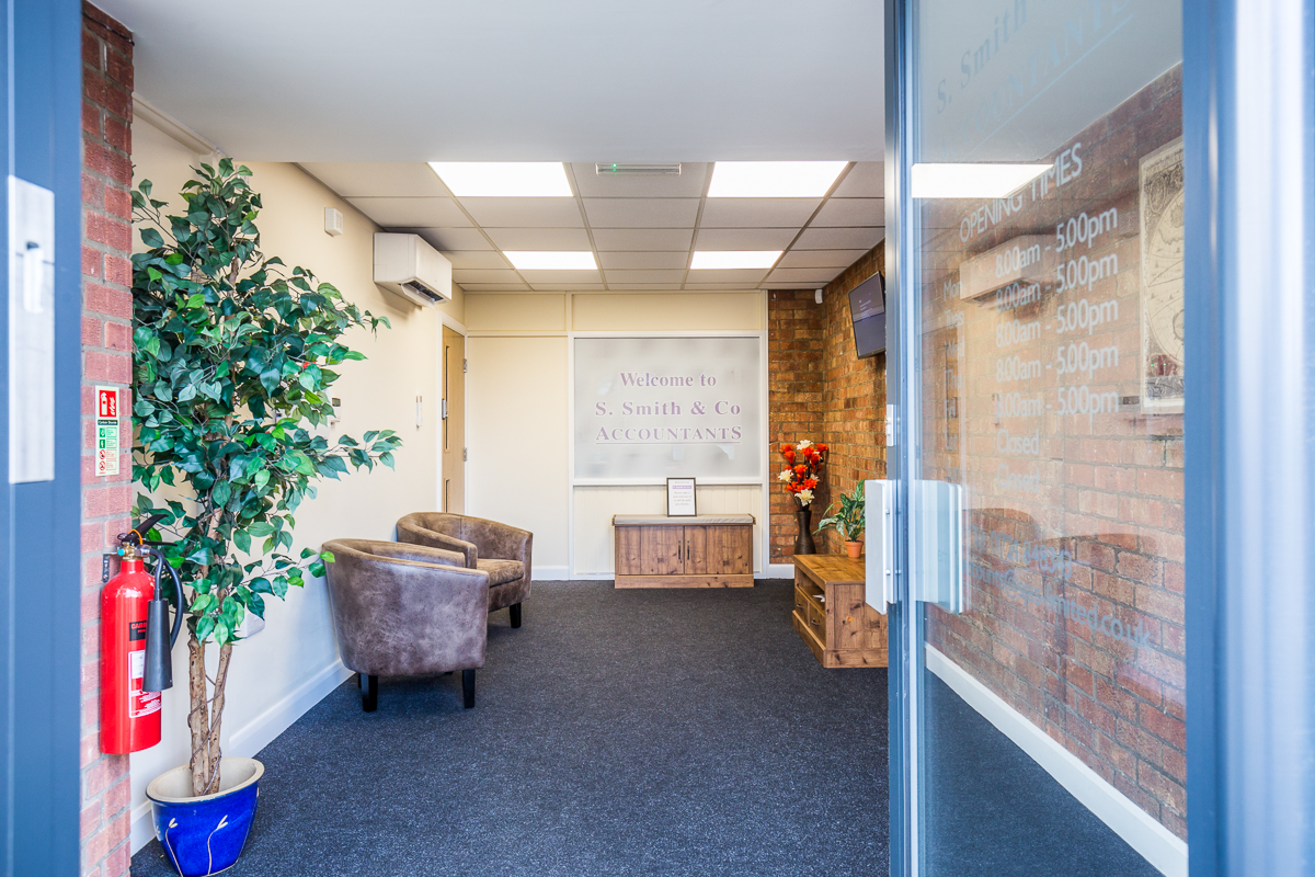 S Smith & Co. Accountants Office